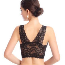 Women Sexy Seamless Lace Bra, Woman No Rims wire free Underwear  Bra Crop Top Vest Sleeping Lingerie Brassiere - LyLyDress