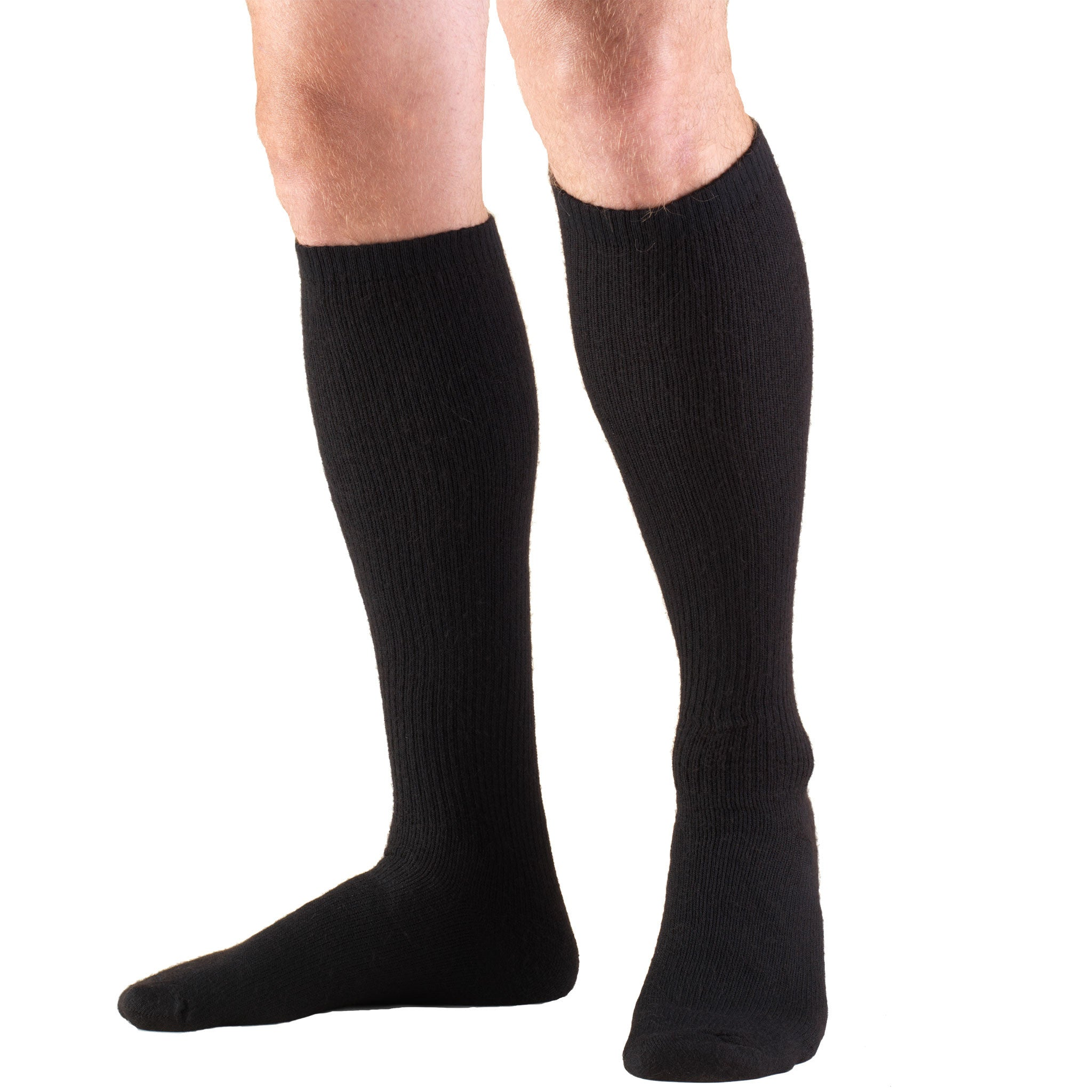 1913 Knee High Black TruSoft Socks