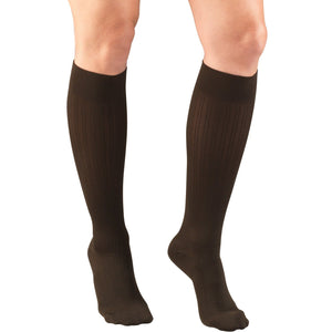 1973 / Truform Compression Socks for Women / 15-20 mmHg / Brown