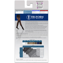 1775 / Truform Compression Pantyhose / 15-20 mmHg / Sheer / Packaging