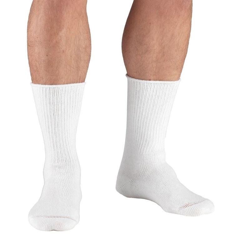 Casual Crew Length Socks