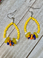 Sunshine and Blossoms Earrings