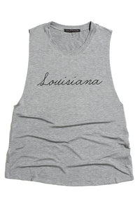 Its called home Lousiana tank
