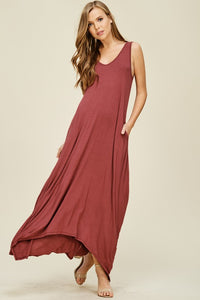 Berry love maxi