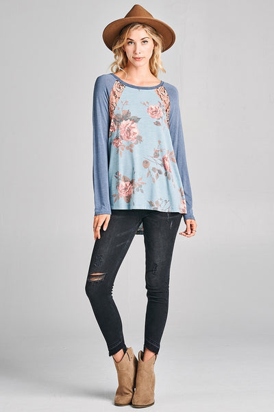 Kiss from a rose top Tesoro Mio Boutique Top