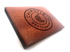 Personalized Laser Engraved Mahogany 6x8 Cutting Boards QUAL1049