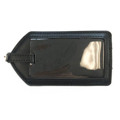 Genuine Leather Luggage Tag Cases QUAL1001