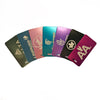 Custom Engraved Aluminum Luggage Tags QUAL1003