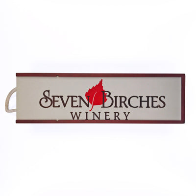 Custom Decorative Wine Bottle Cases QUAL1029
