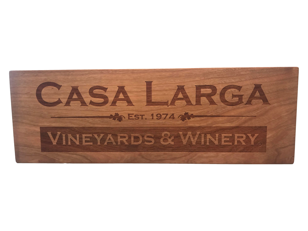 Custom High End laser Engraved Wooden Plaques QUAL1036