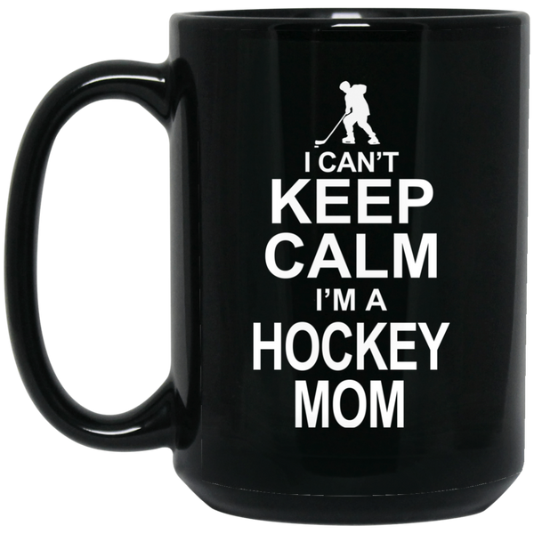 Hockey Mom - 15 oz. Mug