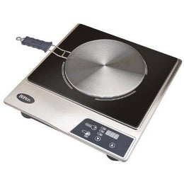Max Burton Induction Cooktop Set - 1800 Watt induction cooktop with Free interface disc