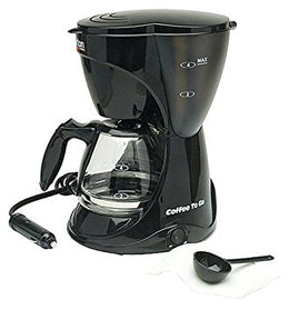 Max Burton Coffee To Go 12-Volt Coffee Maker - (4 Cups)