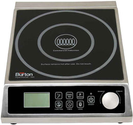 Max Burton Pro Chef 1800 watt Induction cook top #6515