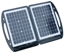 30 Watt Monocrystalline Portable Solar Collector
