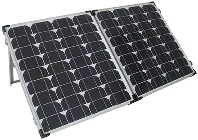 80 Watt Monocrystalline Solar Collector with 7-amp Charge Controller