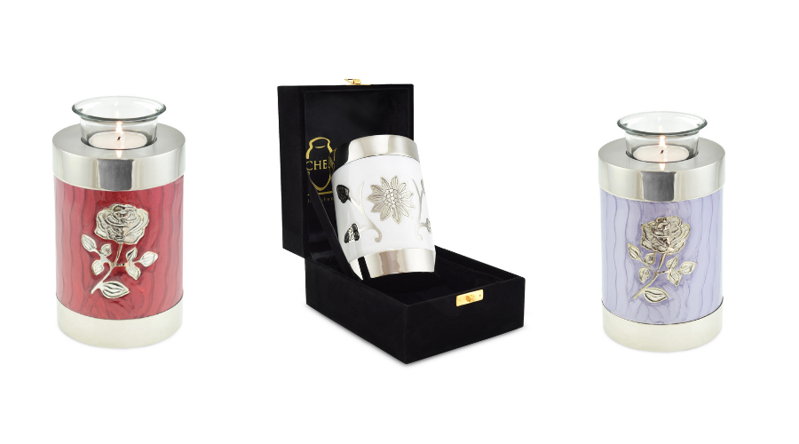 Miniature tealight urns can bring joy this Christmas