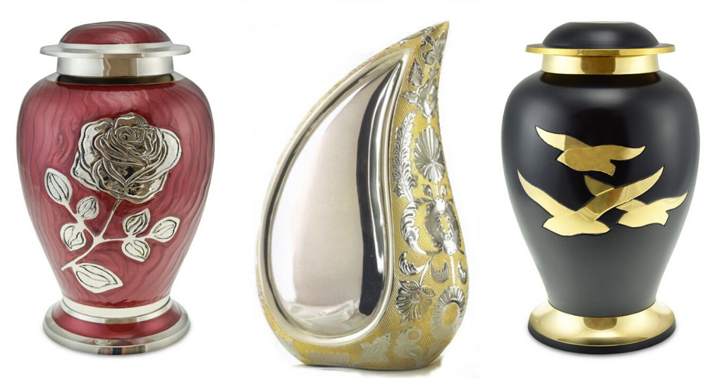 Brass Urns are still the most popular choice in 2019