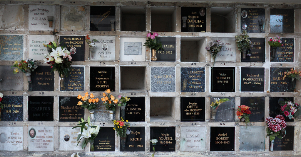 Columbaria - Everything you need to know