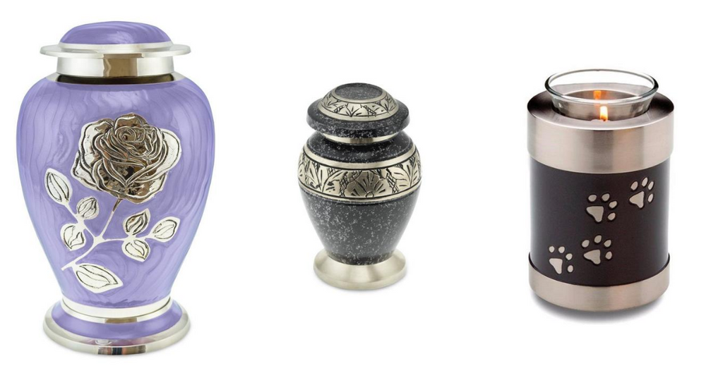 Urns for ashes - six questions you may have about them