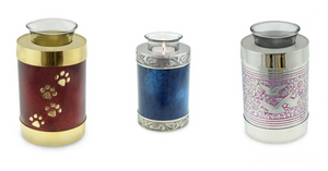 Keepsake urn tealights can light up your Christmas