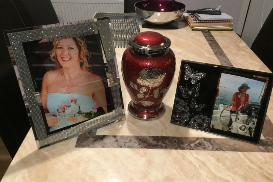 Create a special memorial for a departed loved one
