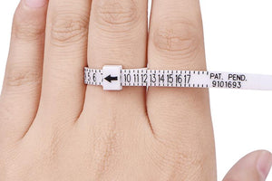 Rings - How to Accurately Measure the Size of Your Finger