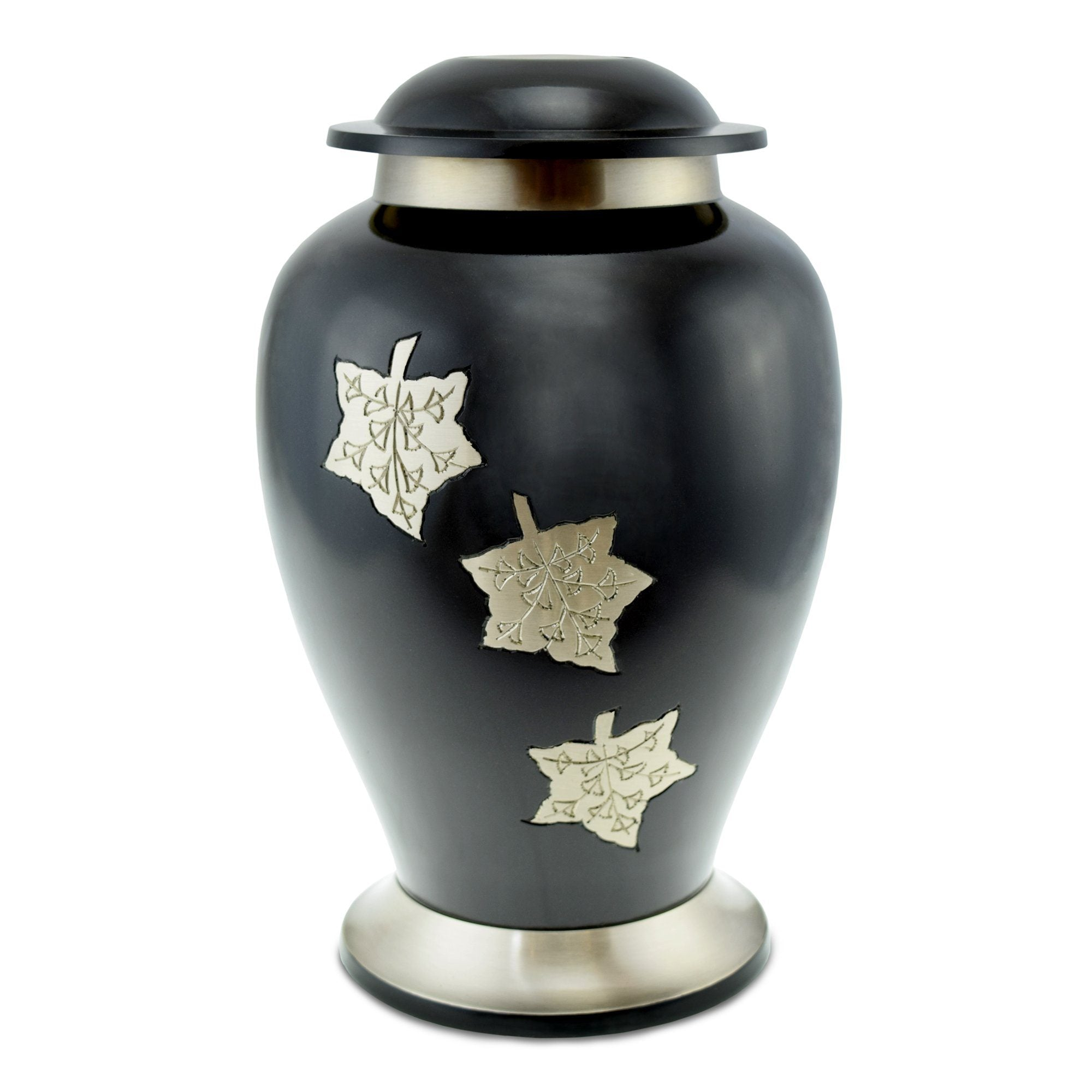Black Cremation Urns For Ashes