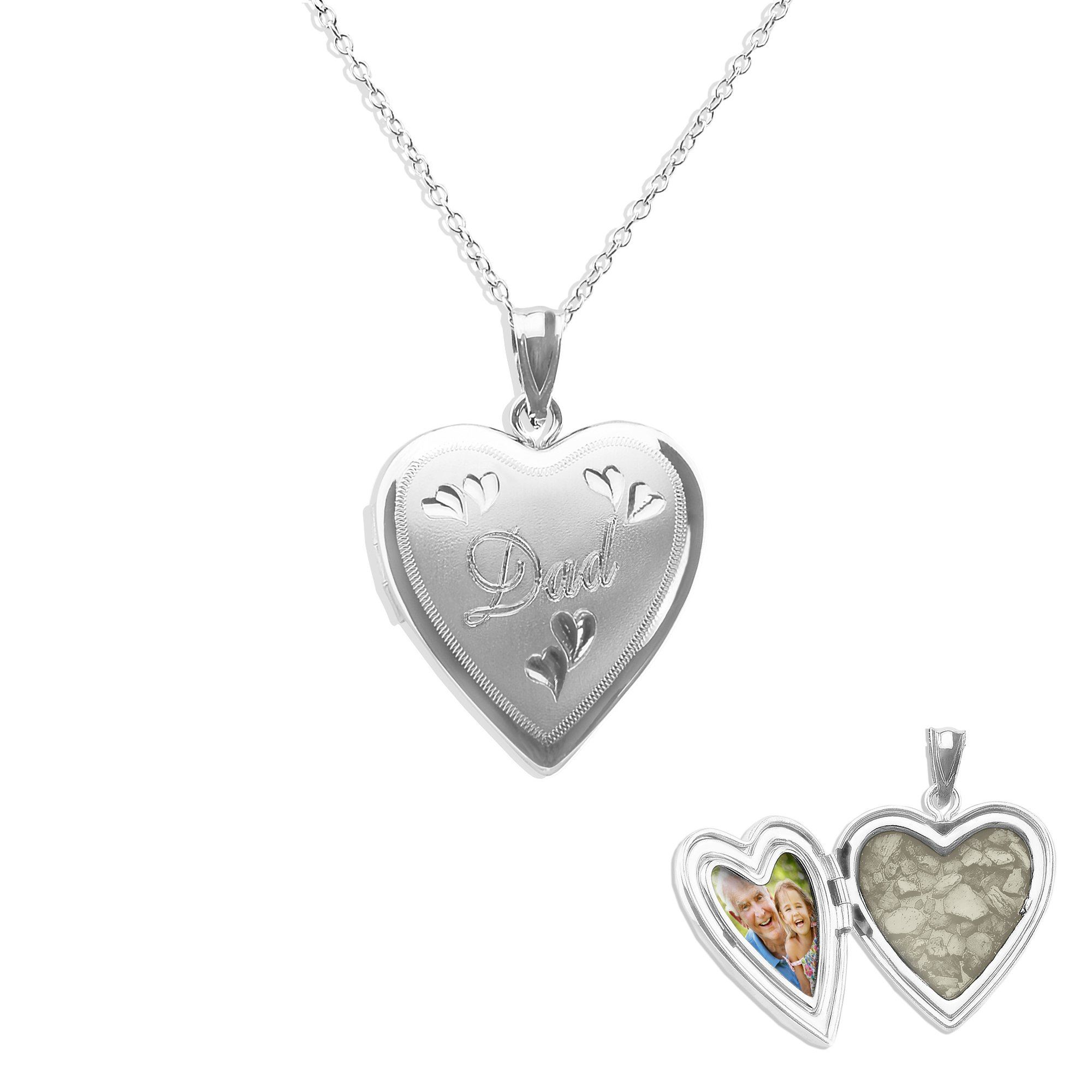 Cremation Jewellery Lockets