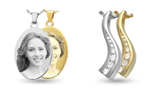 Precious Metal, Keepsake & Photo Engraved Premium Cremation Jewellery