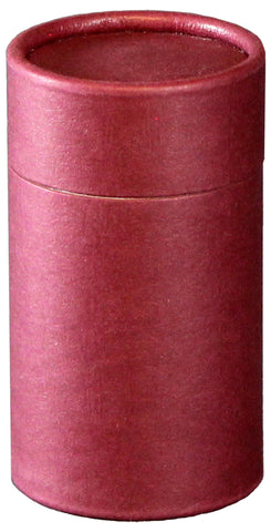 Burgundy Eco-Friendly Scattering Tube - Small - Cherished Urns