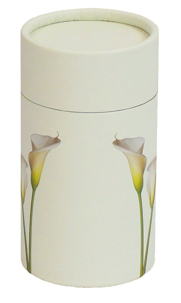 Lily Design Eco-Friendly Scattering Tube - Small - Cherished Urns