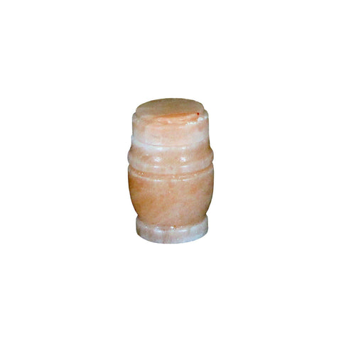 Athena Keepsake Water-soluble Urn of Himalayan Rock Salt - Cherished Urns