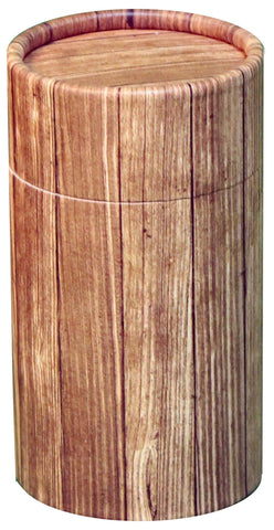 Timber Design Eco-Friendly Scattering Tube - Small - Cherished Urns