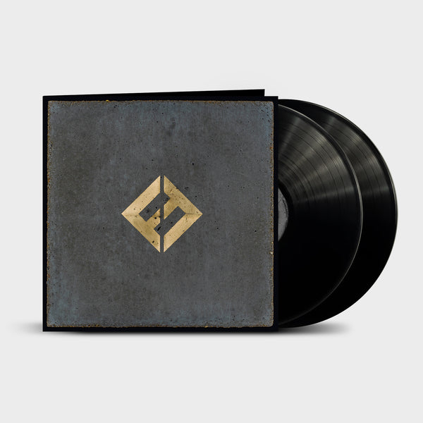 Concrete and Gold 2LP
