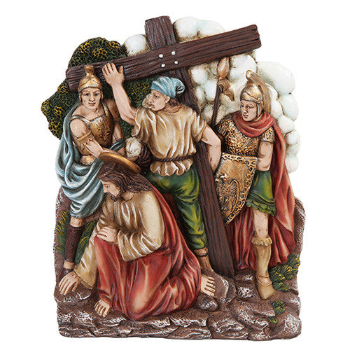 PTC 9.25 Inch Stations of The Cross Ready for The Cross Statue Figurine