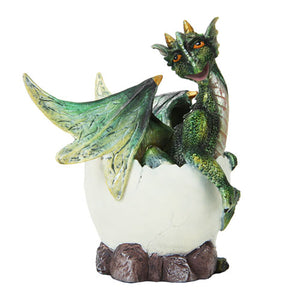 Dragon Hatchling Cute Baby Statue
