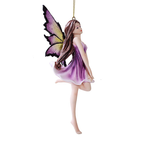 Small Pretty Fairy Ornament Statue Polyresin Figurine Home Decor