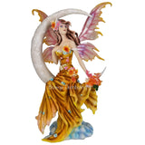 Four Elements Celestial Moon Earth Fairy Figurine Nene Thomas Art Licensed