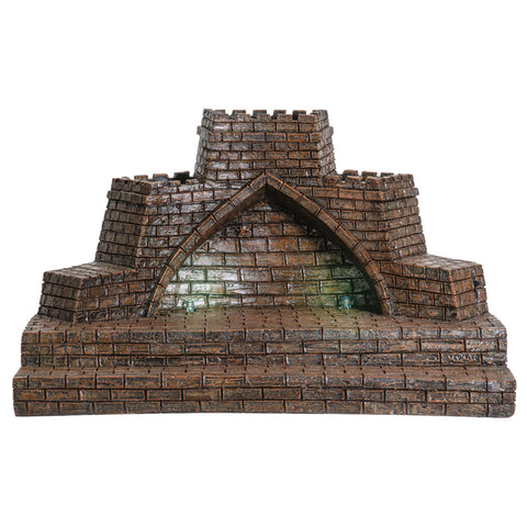 Castle Display Base with LED Light Battery Operated