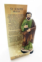 Saint Joseph Home Seller Kit with Prayer for Help for Smooth and Fast House Selling