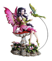 Romantic True Gentleman Fairy Collectible Decorative Statue 6.5H Amy Brown