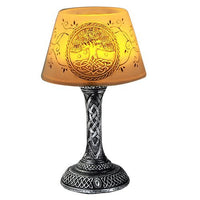 Tree of Life LED Mini Night Lamp Desktop Decor 7 Inch Battery Operated