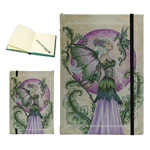 Discovery Embossed Hard Cover Diary Journal by Amy Brown