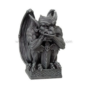 Pacific Gargoyle with Bat Shield