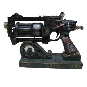 Colonel James Fizziwig - The Big Daddy Steampunk Blaster