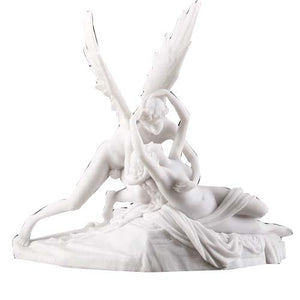 11 Inch Eros and Psyche Grecian God and Goddess Statue Figurine