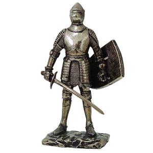 Pacific Trading Medieval Crusader Knight Collectible Figurine 8717
