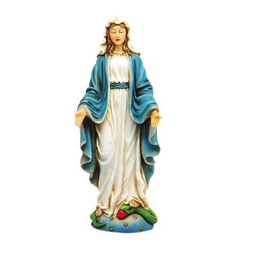 PTC 10 Inch Our Lady of Grace Healing Hands Religious Statue Figurine