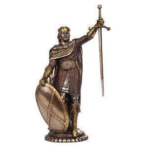 PTC 11.25 Inch Sir William Wallace Knight in Armor Statue Figurine